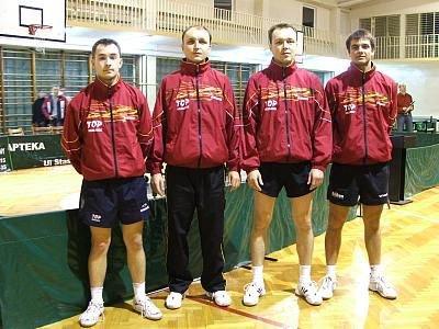 Tenisiści II-ligowego TOP Bolesławiec