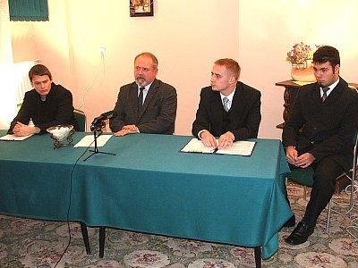 Daniel Biernat, Karol Stasik, Wojciech Kasprzyk, Mateusz Brandt