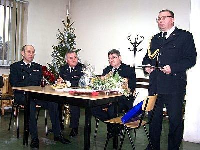 Zdzisław Wnęk, Andrzej Szcześniak, Grzegorz Kocon i Jerzy Kieler