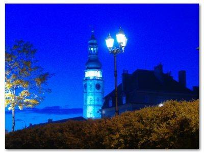 Bolesławiec: Wieża ratusza