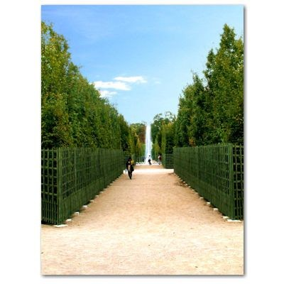 Paryż: Wersal, ogrody