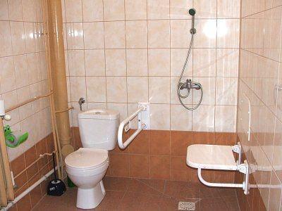 Wnętrze wyremontowanej łazienki