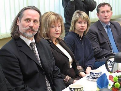 Victor Alshevsky, Józefa Witas, Anna Bober, Władysław Bakalarz