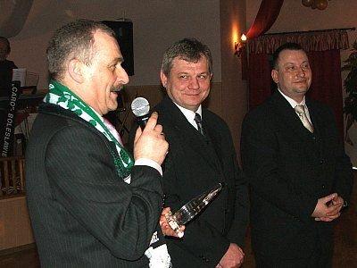 Edward Kaput, Zbigniew Laska i Piotr Bieńskowski