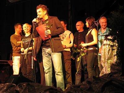 """Zespół """"Sumptuastic"""" odebrał nagrodę za promocję bolesławca"""