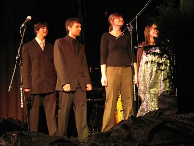 Konrad Pieszko, Wojciech Hetman, Anna Szaja, Aleksandra Pawłowska