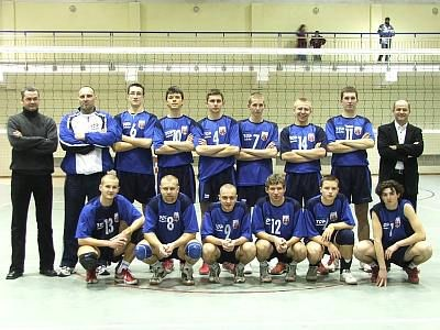 Siatkarze IV-ligowego TOP Bolesławiec