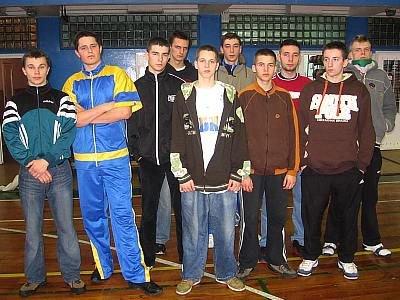 Koszykarze KK StarBol Bolesławiec