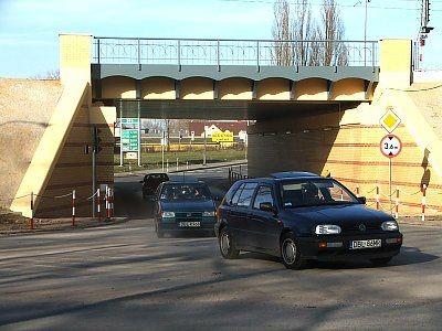 Wyremontowany wiadukt