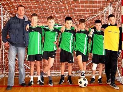 Reprezentacja Szkoły Podstawowej z Nowogrodźca