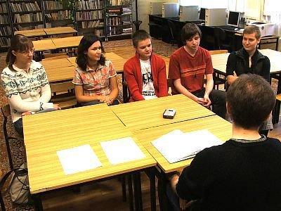 Dziennikarz Boleslawiec.org rozmawia z młodzieżą