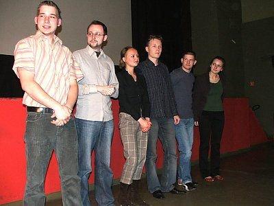 Twórcy i aktorzy filmu Przyjaciel
