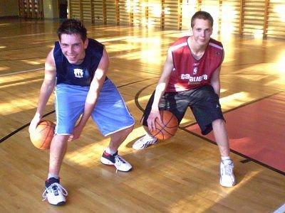 Wojciech Leszczyński i Tomasz Szewczyk