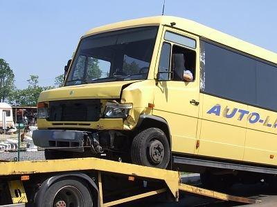 Uszkodzony bus