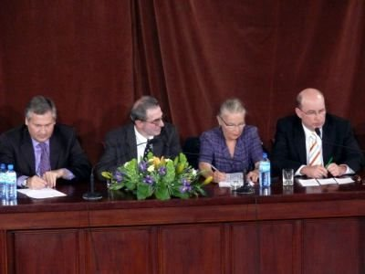 Aleksander Kwaśniewski, Karol Modzelewski, Jadwiga Staniszkis, Jan Maria Rokita