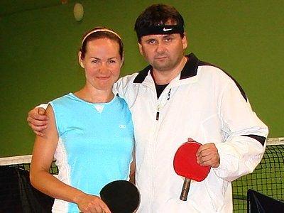 Krystyna Szwajkowska i Jacek Szubert