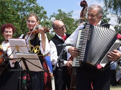 Muzycy z zespołu Jutrzenka