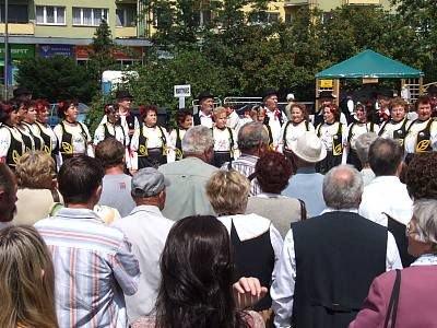 Występ zespołu Jutrzenka