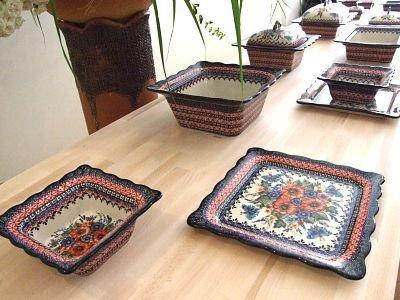 Ceramika na wystawie