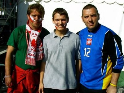 Daniel Biernat na mistrzostwach w Kopenhadze