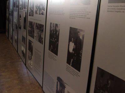 Zdjęcia na wystawie