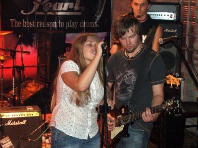 """Warsztatowiczka wykonuje """"Sweet Home Alabama"""" z The Twisters"""
