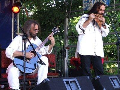 Kwartet Jorgi na scenie