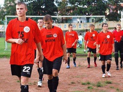 Piłkarze młodzieżowej reprezentacji Zagłębia Lubin