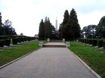 Cmentarz przy ul. Willowej