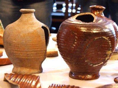 Naczynia z ceramiki
