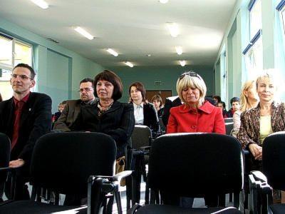 Komisja audytowa i wiceprezydent Maciej Małkowski