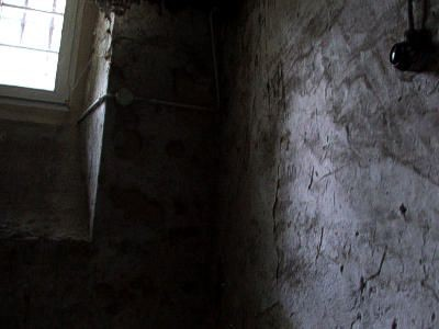 Jedna z cel, w jakich zamknięci byli więźniowie