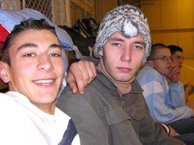 Paweł Minciel i Daniel Czernia