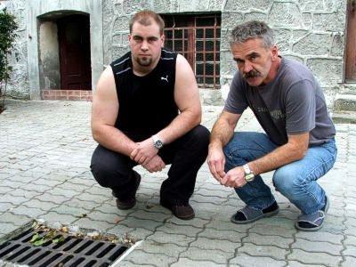 Maciej i Janusz Kocielscy