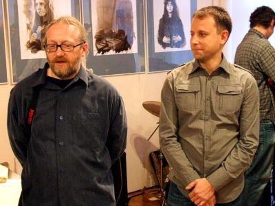 Grzegorz Sidorowicz i Marek Zyga