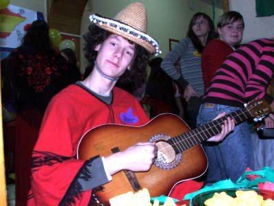 Stoisko meksykańskie