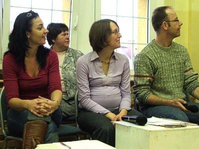 Zasłuchane jury konkursu piosenki