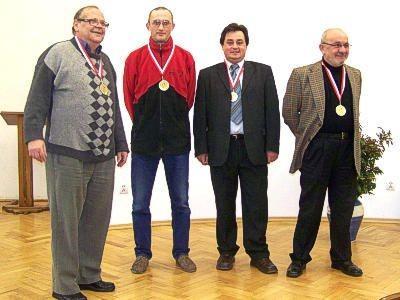 Złoci medaliści