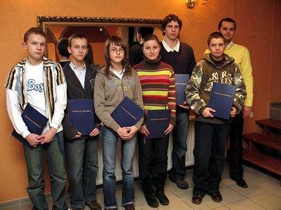 Krystian Janiec, Mateusz Popek, Milena Baszczyj, Bogumiła Dołęga, Wojciech Leszczyński, Rafał Ryżewski, Krystian Gliniewicz i Dominik Chodyra