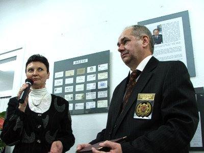 Halina Majewska i Zdzisław Mirecki