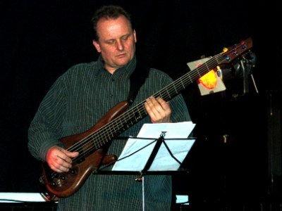 Legendarny basista Andrzej Rusek