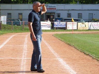 Krzysztof Lechowski - nowy trener drużyny