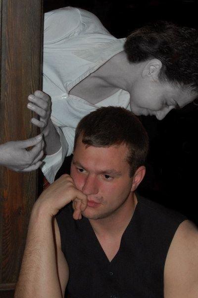 Barman i anioł