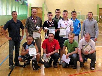 W Złotoryi nasi zawodnicy zajęli pierwsze, drugie i trzecie miejsce