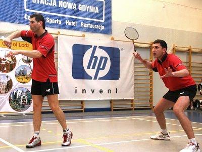 Krzysztof Samonek i Norbert Stolicki pokonali w grch deblowych wszystkich rywali