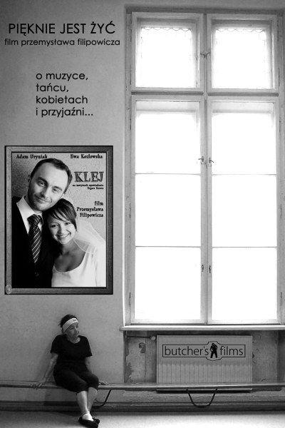 Plakat zaprojektował sam Przemysław Filipowicz