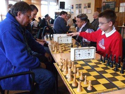 Miting szachowy zgromadził 30 zawodników
