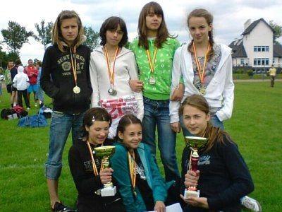 Dziewczęta z SP nr 2 będą reprezentowały województwo w Mistrzostwach Polski