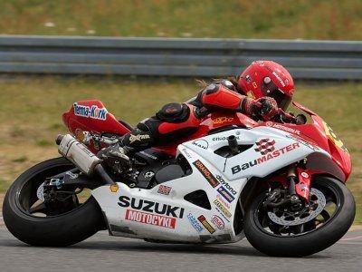 W poznańskim wyścigu Mariusz Durynek był bezkonkurencyjny