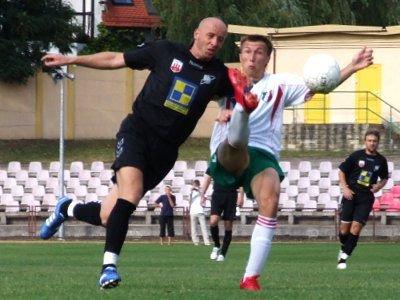 W pierwszym meczu sezonu 2008/2009 Paweł Rissmann nie zdołał zdobyć bramki